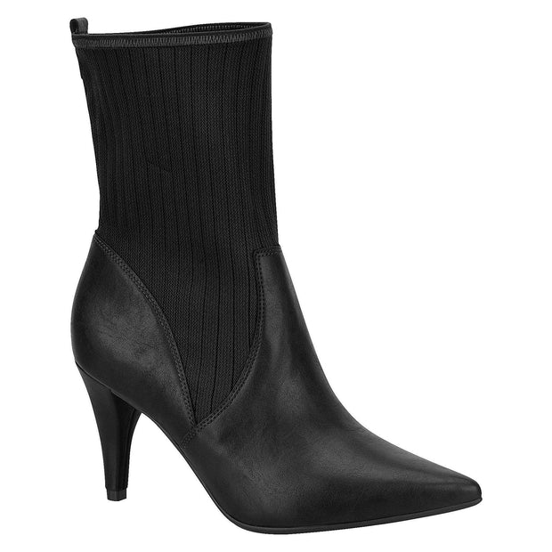 Beira Rio 9056-103 Sock Boot in Black