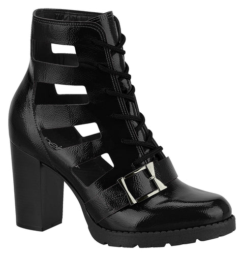 Beira Rio 9064-102 Ankle Boot in Black