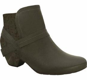 Comfortflex 16-60302 Low Heel Ankle Boot in Coffee Napa