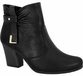 Comfortflex 16-97303 Ankle Boot in Black Napa