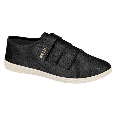 Moleca 5605-108 Sneaker in Black
