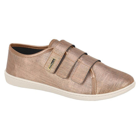Moleca 5605-108 Sneaker in Dusty Pink