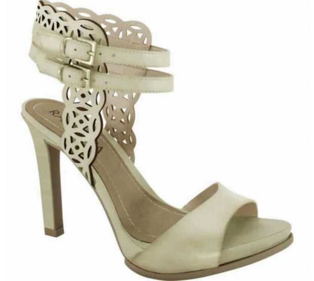 Ramarim 14-27203 High Heel Sandal Cream