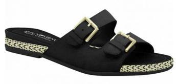 Ramarim 15-15202 Leather Slip-on in Black Napa