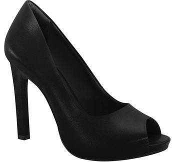 Ramarim 15-22252 Classic High Heel Peeptoe in Black