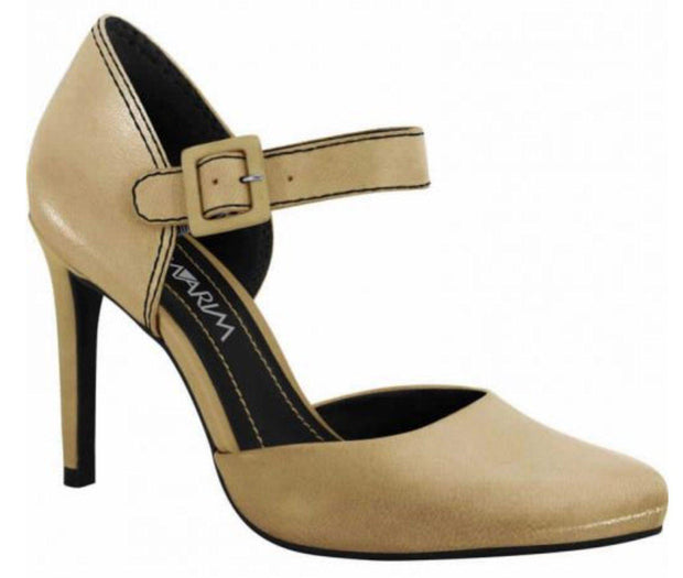 Ramarim 15-25105 Mary-Jane Pump in Castor