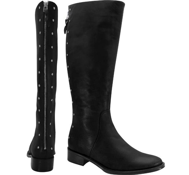 Ramarim 15-52101 Classic Riding Boot in Black Leather