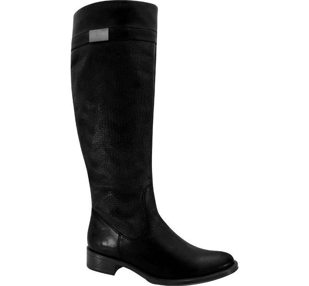Ramarim 15-52102 Classic Riding Boot in Black Leather