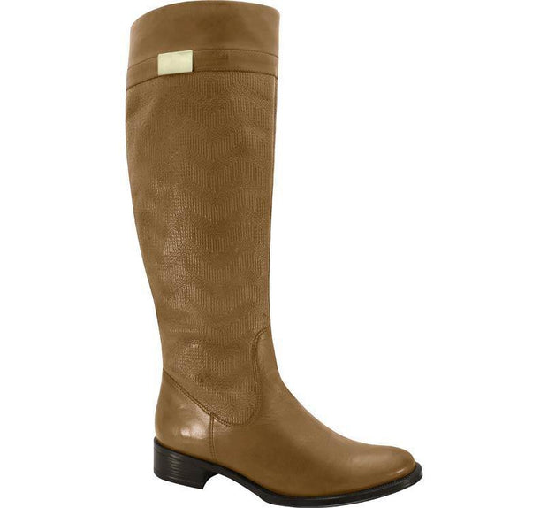 Ramarim 15-52102 Classic Riding Boot in Caramel Leather