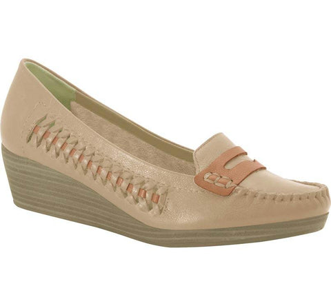 Ramarim 15-83103 Wedged Moccassin in Skin
