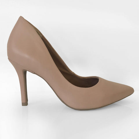 Ramarim 16-23151 Pointy Toe Pump in Amond Napa