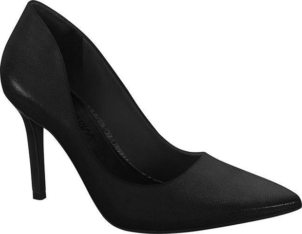 Ramarim 16-23151 Pointy Toe Pump in Black Napa