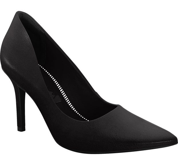 Ramarim 16-23251 Pointy Toe Pump in Black Napa