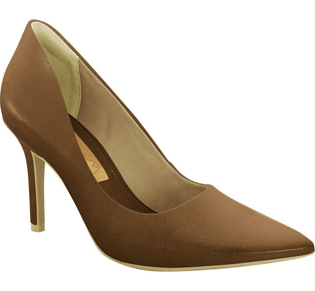 Ramarim 16-23251 Pointy Toe Pump in Brown Napa