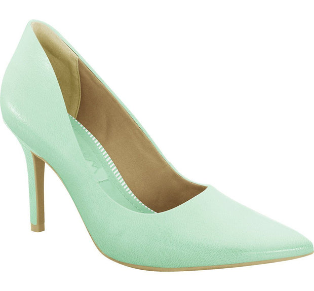 Ramarim 16-23251 Pointy Toe Pump in Mint Napa