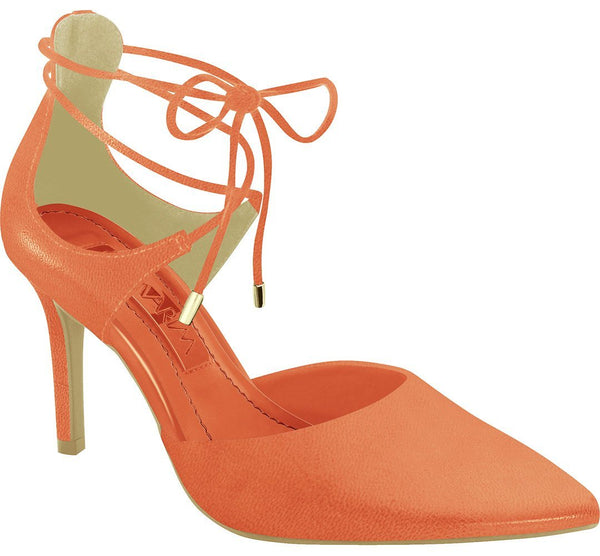 Ramarim Pointy Toe Heel 16-23253 in Orange