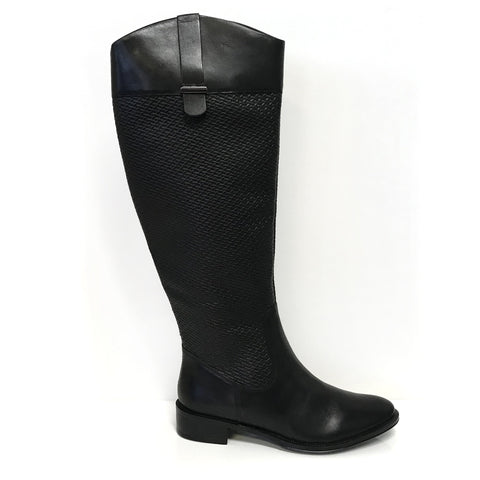 Ramarim 16-52102 Classic Riding Boot in Black Leather