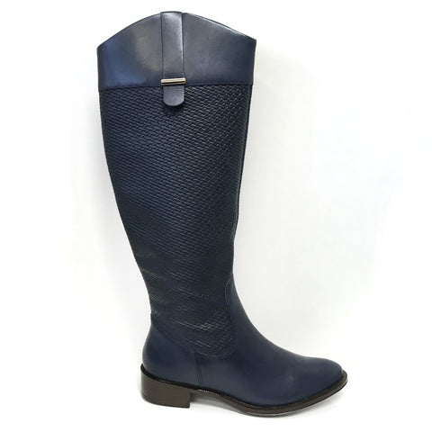 Ramarim 16-52102 Classic Riding Boot in Indigo Leather