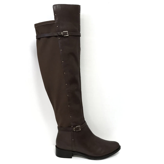 Ramarim 16-52103 Over-the-knee Long Boot in Brown Leather