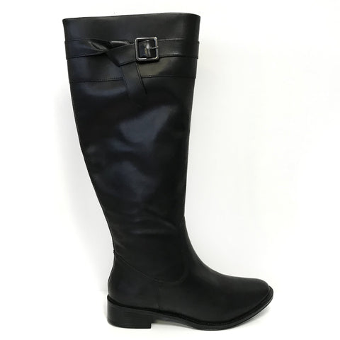 Ramarim 16-52105 Classic Riding Boot in Black Leather