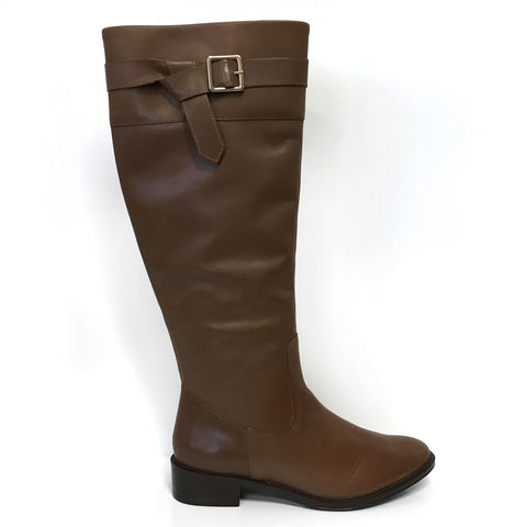 Ramarim 16-52105 Classic Riding Boot in Brown Leather
