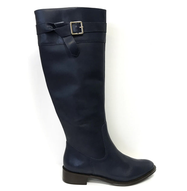 Ramarim 16-52105 Classic Riding Boot in Indigo Leather