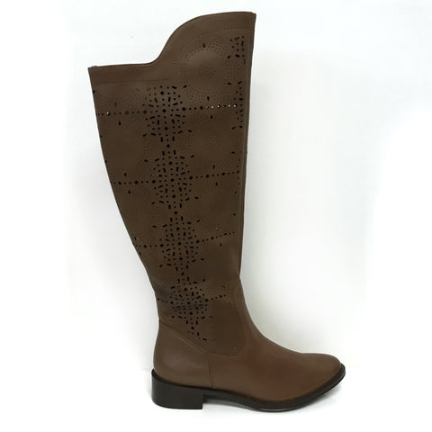 Ramarim 16-52106 Leather Long Boot in Brown