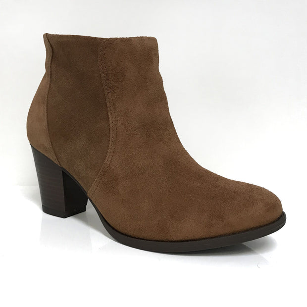 Ramarim 16-54104 Ankle Boot in Brown Nubuck