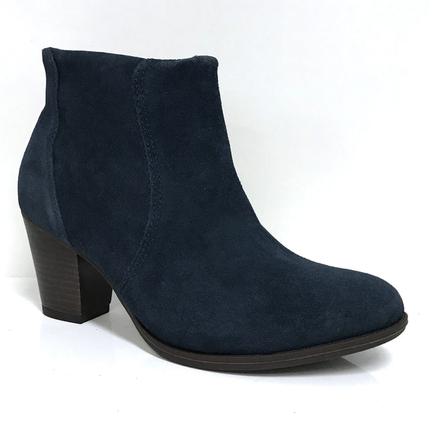 Ramarim 16-54104 Ankle Boot in Indigo Nubuck