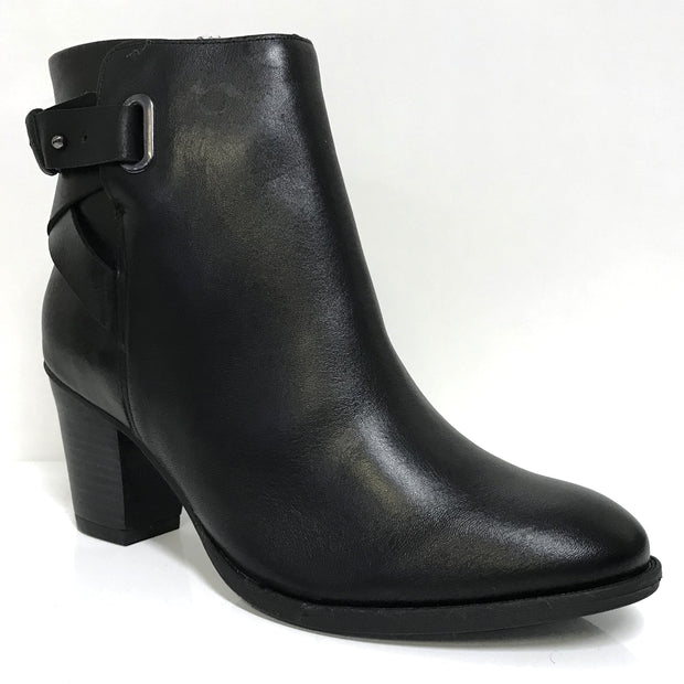 Ramarim 16-54154 Ankle Boot in Black Napa