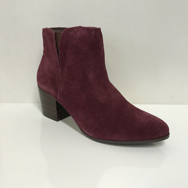 Ramarim 16-67101 Ankle Boot in Malbec Nubuck