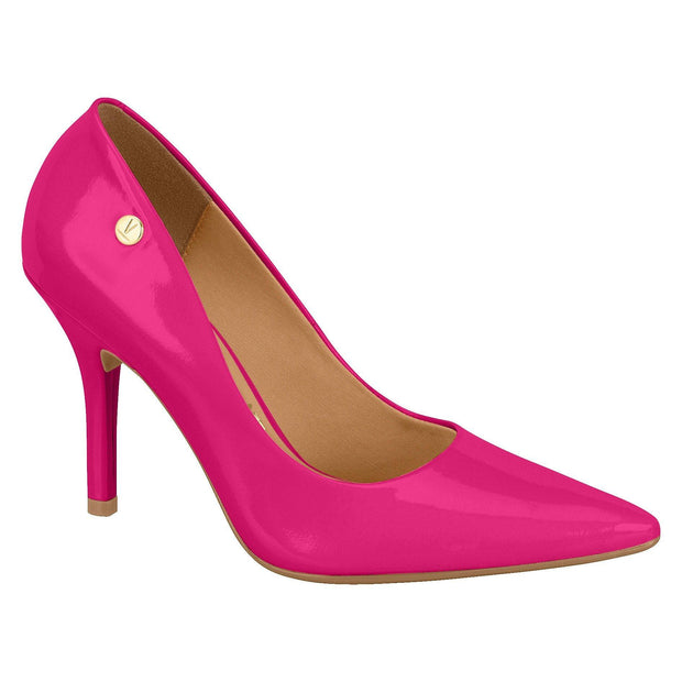 Vizzano 1184-101 Classic Pointy Toe Pump in Pink Patent