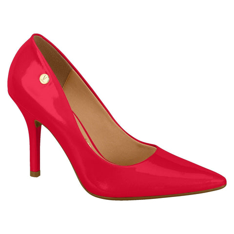 Vizzano 1184-101 Pointy Toe Pump in Red Patent