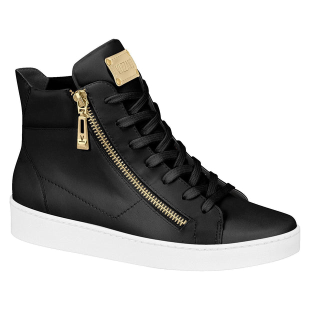 Vizzano 1214-214 High Top Sneaker in Black