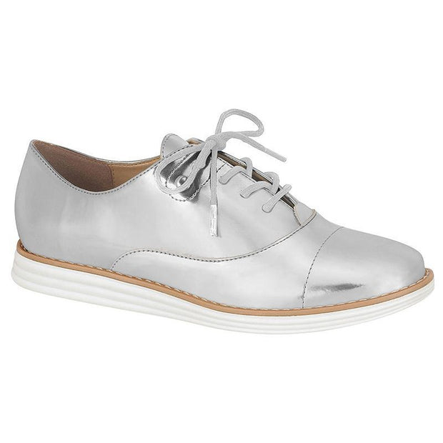 Vizzano 1231-100 Oxford Platform in Silver