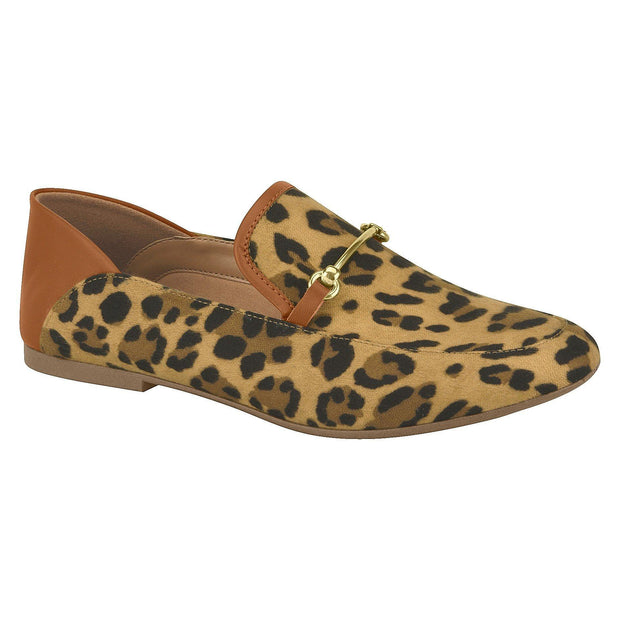 Vizzano 1313-101 Flat Loafer in Leopard