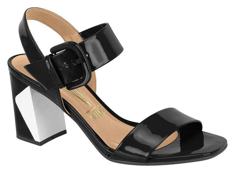 Vizzano 6300-100 in Black Patent