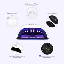 Load image into Gallery viewer, SUN X5 Ultraviolet LEDs Lamp for Gel Polish Nail Care