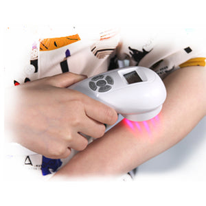 Laser acupuncture diabetes medical equipment health care product best semiconductor treatment