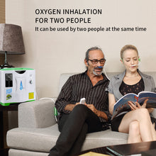 Load image into Gallery viewer, DEDAKJ Super HD Large Screen Home and Medical Mobile Home Oxygen Concentrator