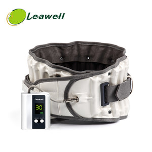 Back Pain Belt Leawell Decompression Belt for Lower Back Pain Relief and Lumbar Support Prevent  Scoliosis and Spondylolisthesis