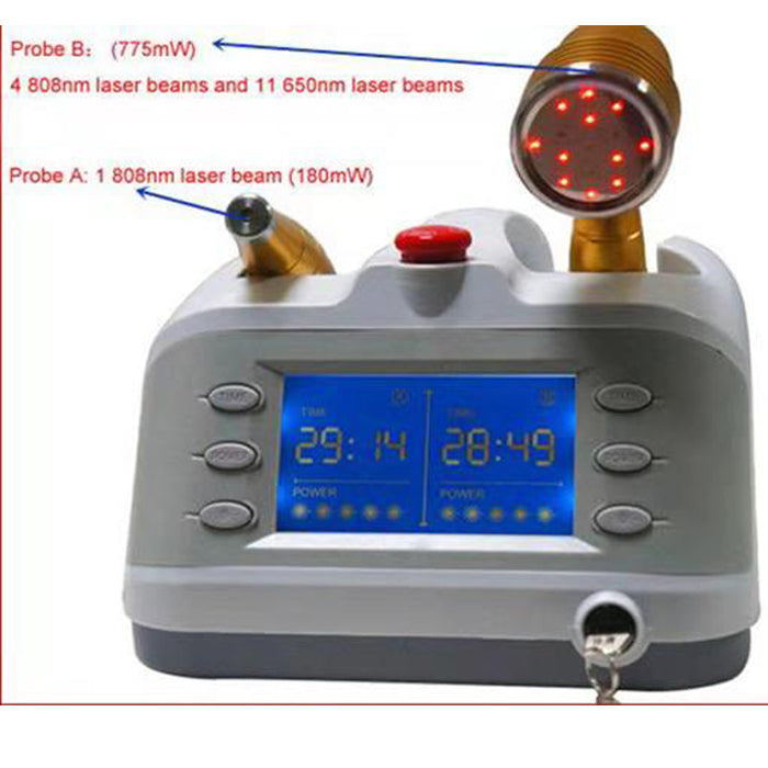 Infrared Therapy Machine sciatic nerve pain relief How To Relief Knee Pain