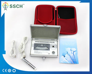 SSCH Good Quality New Massager Body Analyzer in English Spanish or other Languages Version DHL Free Shipping