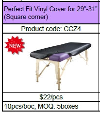 Massage table accessories