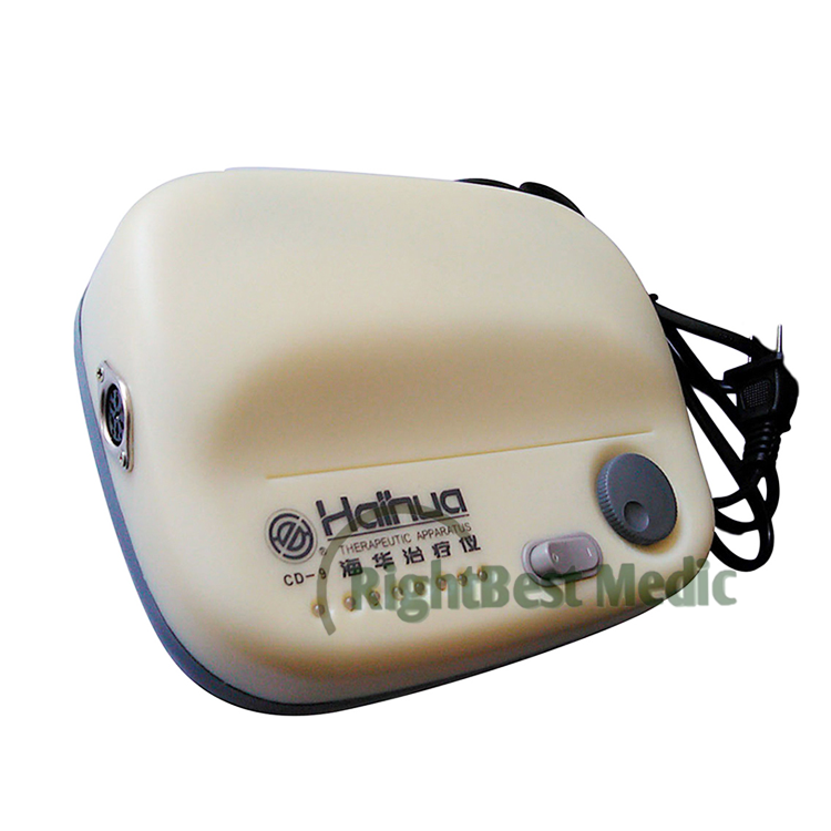 High potential therapy device/electric therapeutic equipment physical therapy machine