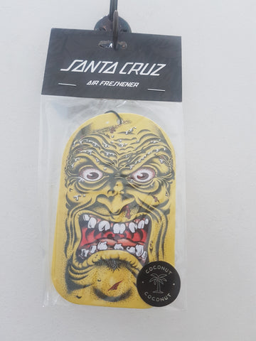 Santa Cruz Rob Face Air Freshener  product_vendor] - HITTIN'THE STREET
