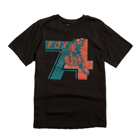 FOX Heritage 74 Tee - Youth