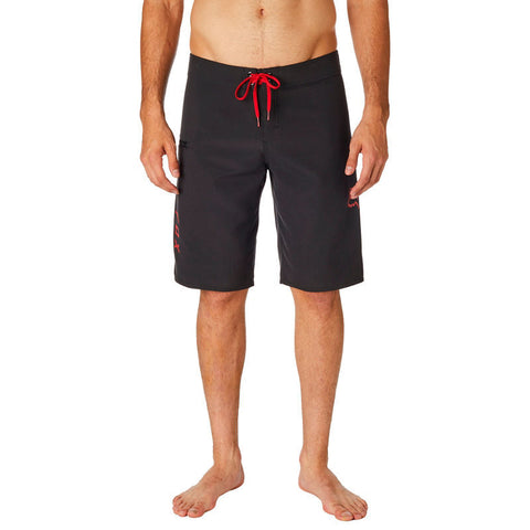 FOX Overhead Boardshorts - Black/Red