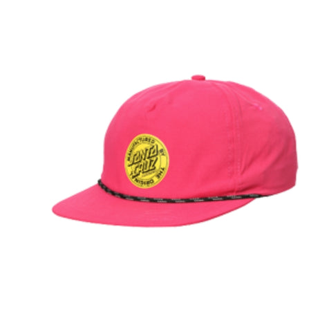 Santa Cruz Youth Cali dot hat  product_vendor] - HITTIN'THE STREET