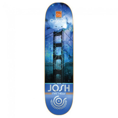 Josh Matthews Organika  Platonic Deck  product_vendor] - HITTIN'THE STREET